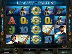 Game Review Leagues Of Fortune