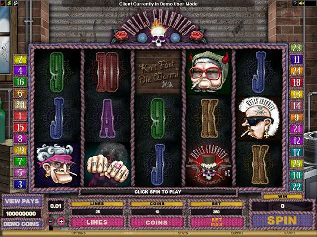 Game Review Hells Grannies