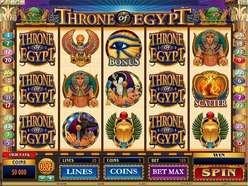 Game Review Throne of Egypt