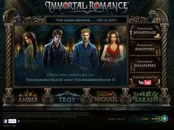 Game Review Immortal Romance