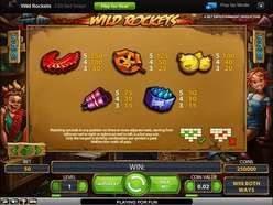 Game Review Wild Rockets