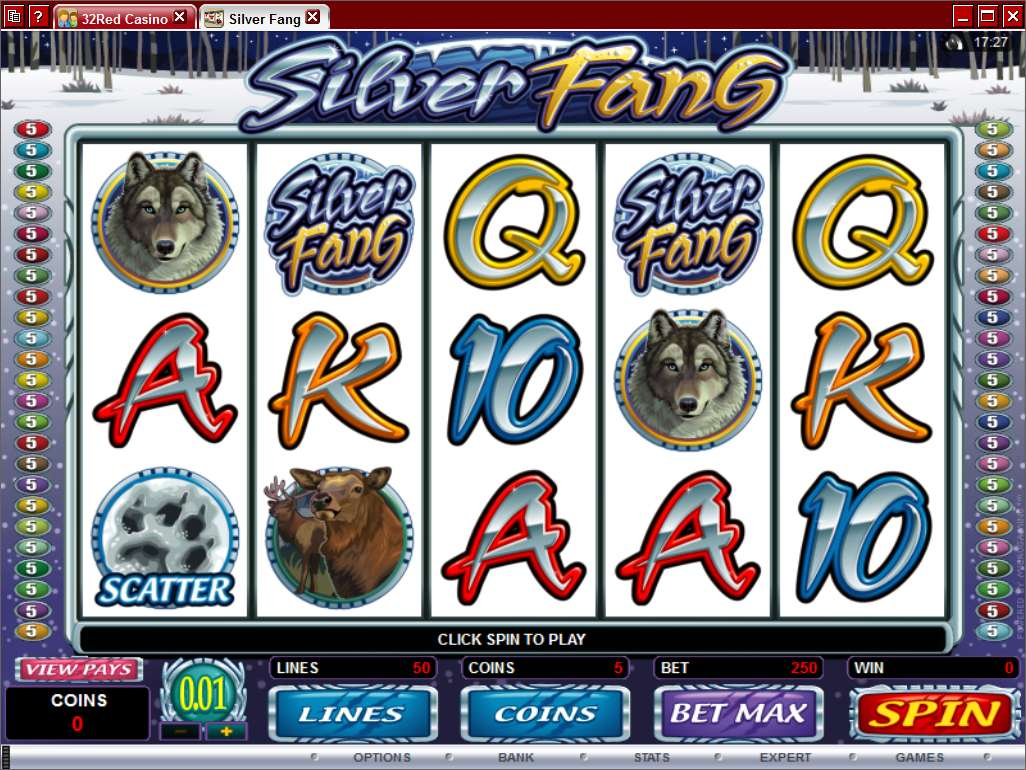 Game Review Silver Fang