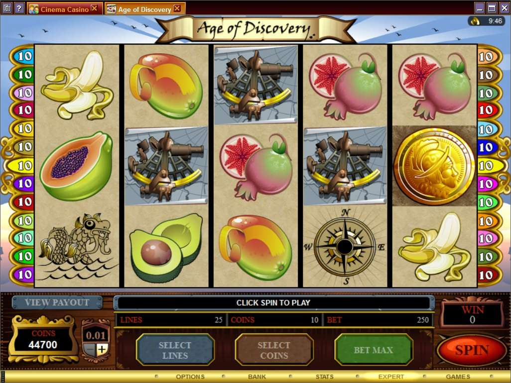 Game Review Age of Discovery