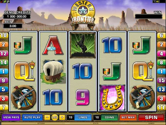Game Review Western Frontier