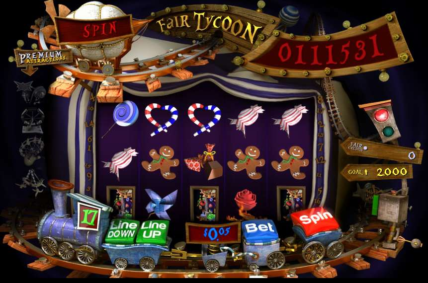 Game Review Fair Tycoon
