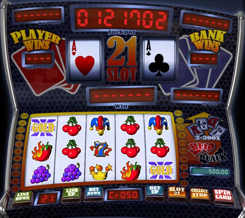 Game Review Slot 21