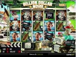 Game Review Billion Dollar Movie