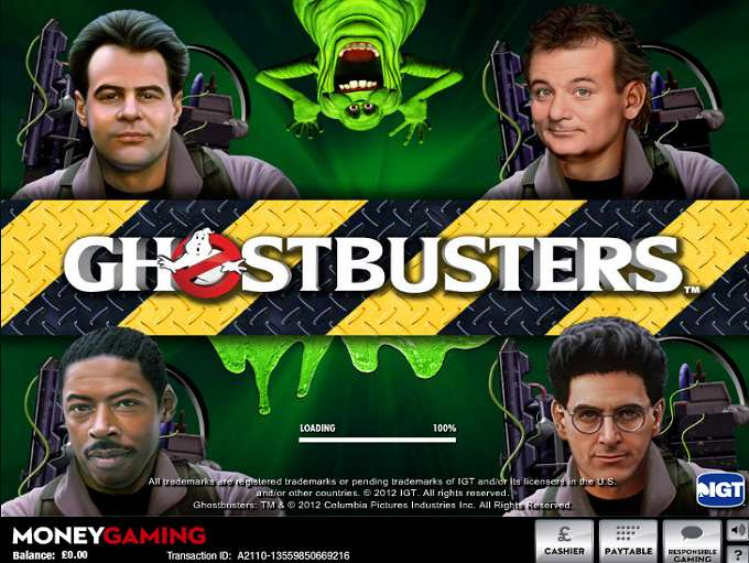 Game Review Ghostbusters