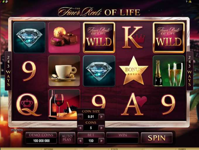 Game Review The Finer Reels of Life