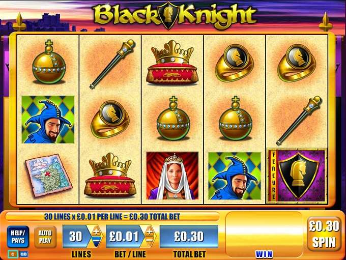 Game Review Black Knight