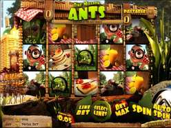 Game Review One Million Ants