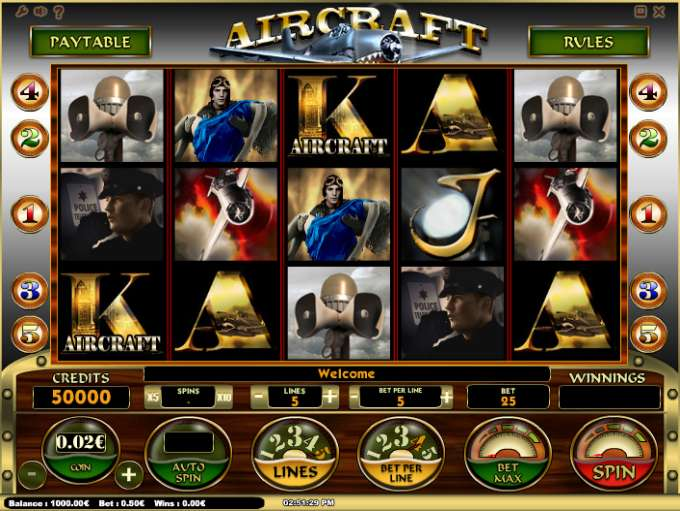 Game Review Aircraft