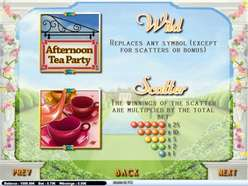 Game Review Afternoon Tea Party