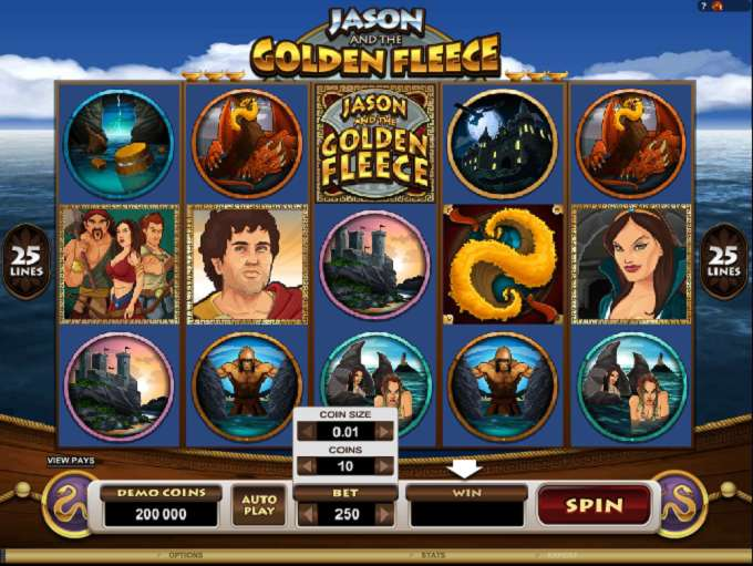 Game Review Jason and the Golden Fleece