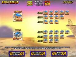 Game Review King of Africa