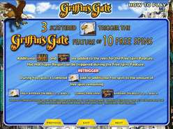 Game Review Griffin's Gate