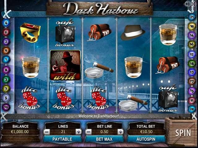 Game Review Dark Harbor