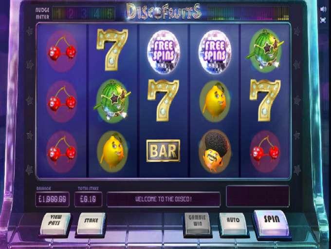 Game Review Disco Fruits