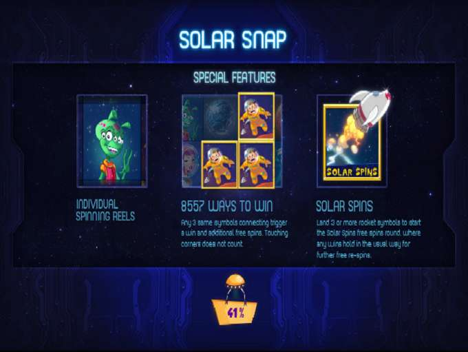 Game Review Solar Snap