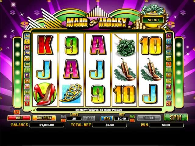 Game Review Maid o Money