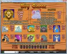 Game Review Big Game