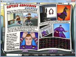 Game Review Captain Shockwave