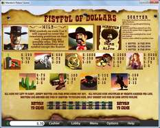 Game Review Fistful of Dollars