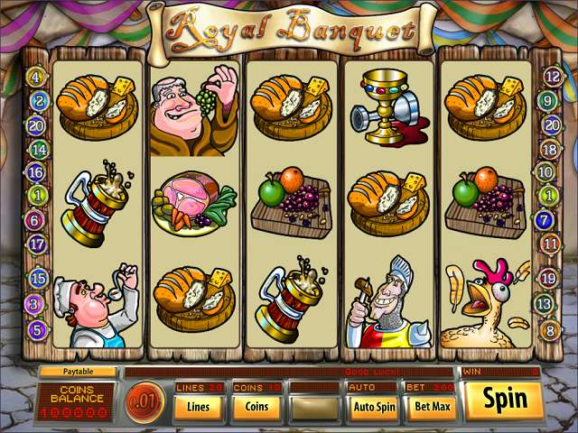Game Review Royal Banquet