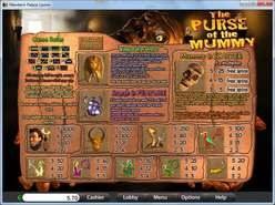 Game Review The Purse Of The Mummy