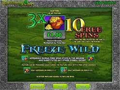 Game Review Leprechaun's Fortune