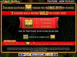 Game Review Jungle Wild