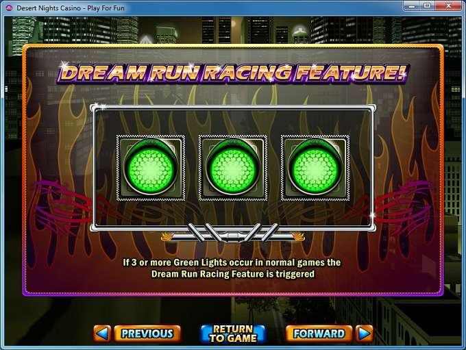 Game Review Dream Run