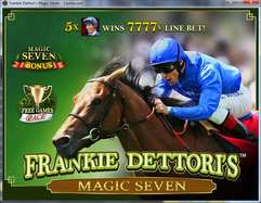 Game Review Frankie Dettori's Magic Seven