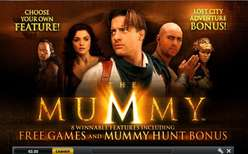 Game Review The Mummy