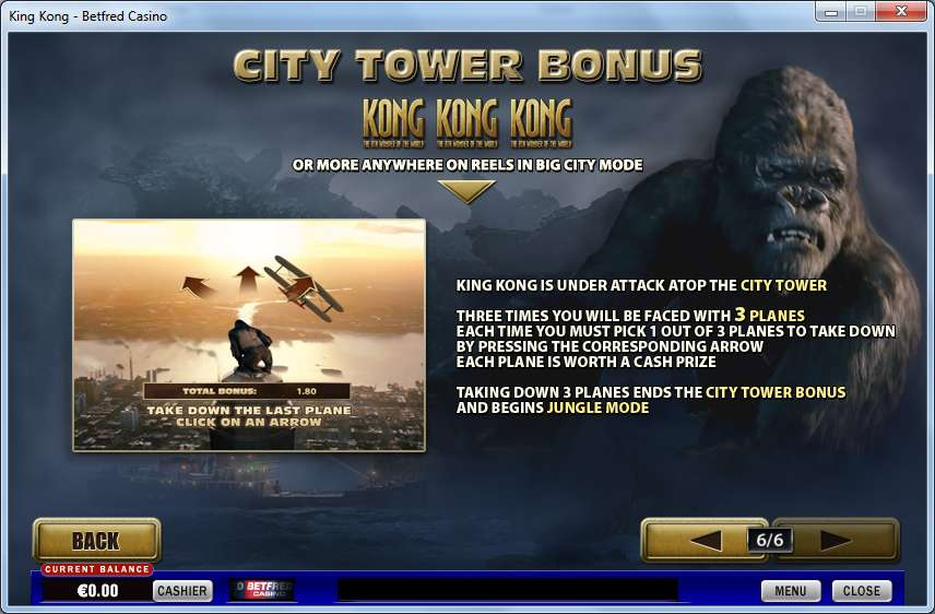 Game Review Kong - The 8th Wonder of the World