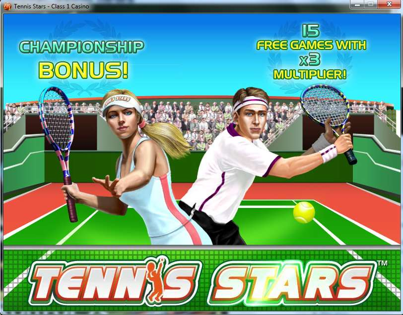 Game Review Tennis Stars