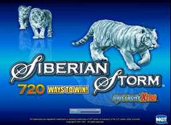 Game Review Siberian Storm