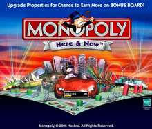 Game Review Monopoly - Here & Now