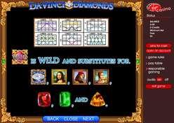 Game Review Da Vinci Diamonds