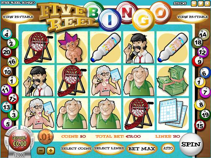 Game Review 5 Reel Bingo