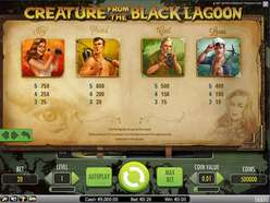 Game Review Creature from the Black Lagoon