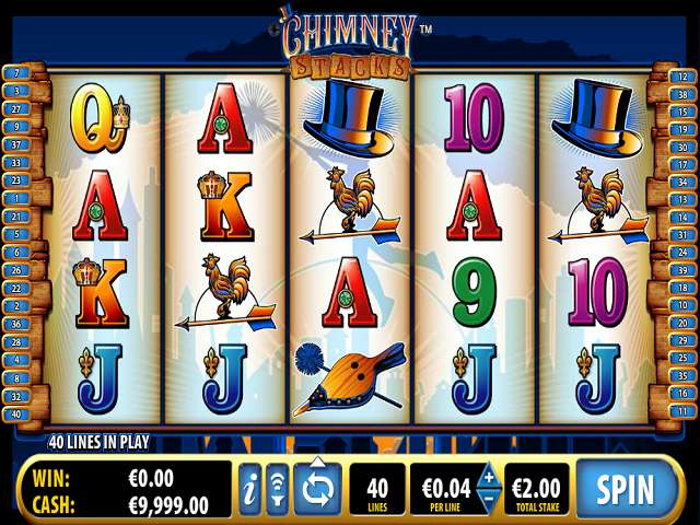 Game Review Chimney Stacks