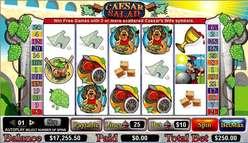Game Review Caesar Salad