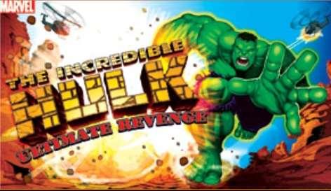 Game Review The Incredible Hulk - Ultimate Revenge