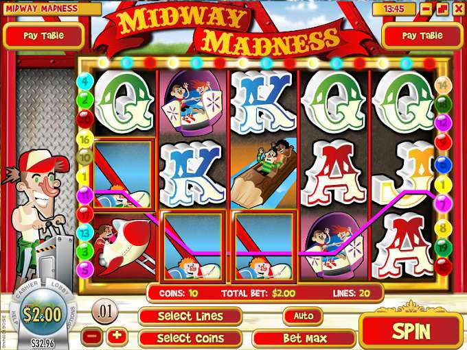 Game Review Midway Madness