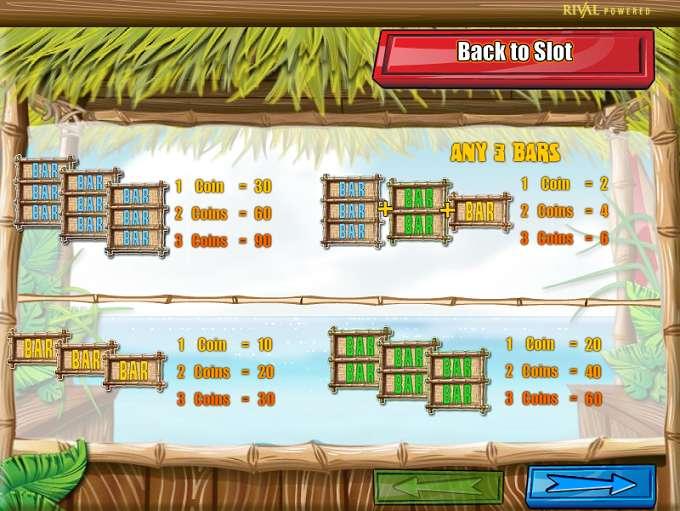 Game Review Tahiti Time