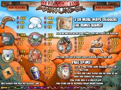 Game Review Diamonds Downunder