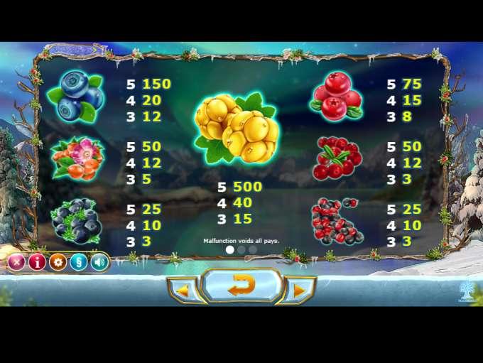 Game Review Winter Berries