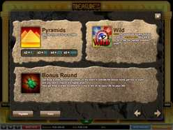 Game Review Treasure of the Pyramids