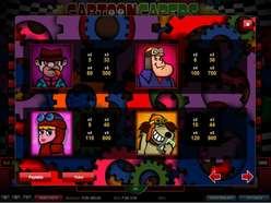 Game Review Cartoon Capers